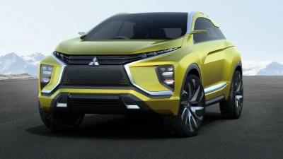Mitsubishi To Begin New Product Push - One New Car Each Year Until 2021