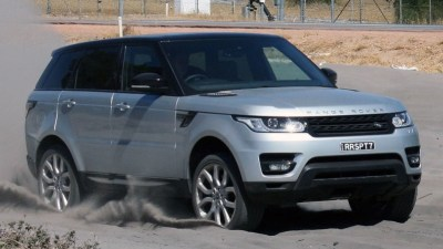 2016 Range Rover Sport Joins Airbag Recall List