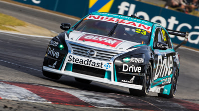 Nissan quits Supercars racing