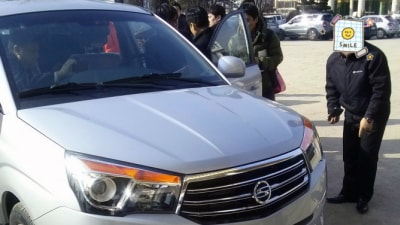 2014 SsangYong Stavic Surfaces