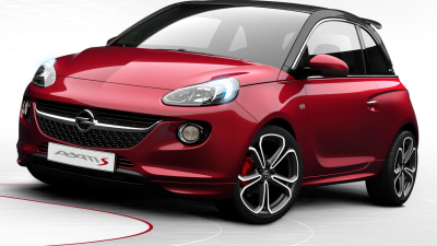 Vauxhall Adam Grand Slam: New Range-Topper For The UK