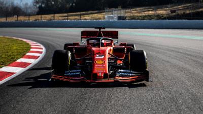 Motorsport: Ferrari reveals its new F1 challenger
