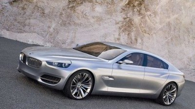 BMW Concept CS to feature at Sydney International Motor Show