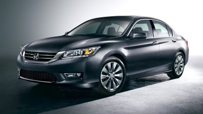 New Honda Accord Revealed, On Sale In Australia From Mid 2013