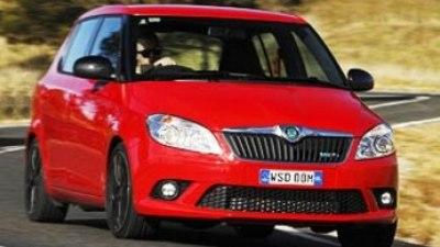 New car review: Skoda Fabia RS