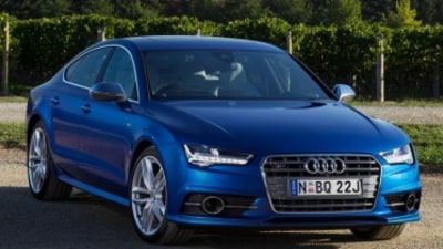 Audi S7 Sportback quick spin review