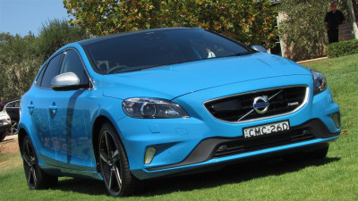 2013 Volvo V40 Launch Review