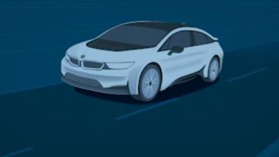 BMW i5 Previewed Via Notchback Concept In Frankfurt