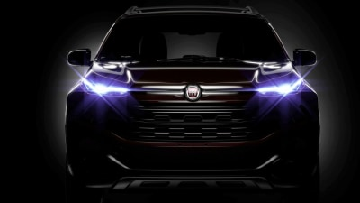 Fiat Toro Pickup Teased Ahead Of 2016 Debut