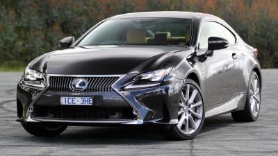 2015 Lexus RC 350 Review: Sporty Meets Sensible