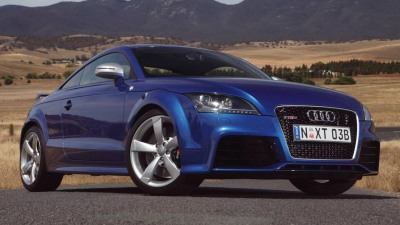 2011 Audi TT RS S Tronic Launched In Australia