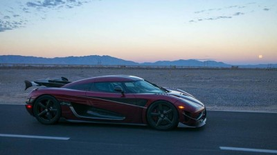 Koenigsegg has set a new top speed record with its Agera RS