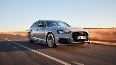 2018 Audi RS4 Avant first drive review
