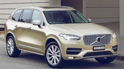 Volvo XC90 Range Review