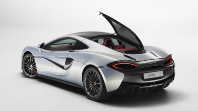 McLaren Reveals Its Practical Side With New 570GT