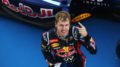 2012 Japan F1 GP: Vettel Blows Series Wide Open With Suzuka Win