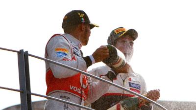 F1: Perez Was Mercedes 'Plan B' After Hamilton - Report