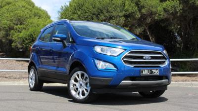 2018 Ford EcoSport Titanium new car review