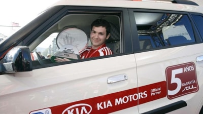 2009 Kia Soul Awarded To Online World Cup Tournament Winner