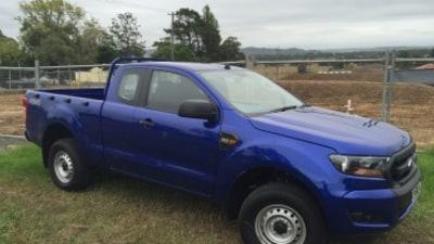 Short haul: Ford Ranger XL Super Cab