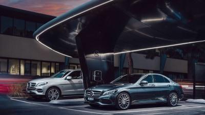 Mercedes-Benz Launches Three Plug-In Hybrid Models