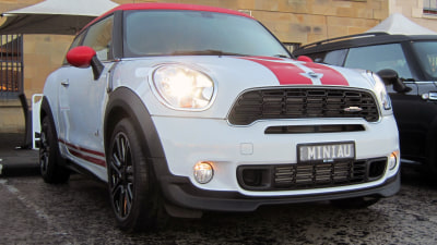 2013 MINI Paceman JCW And Countryman JCW Launch Review