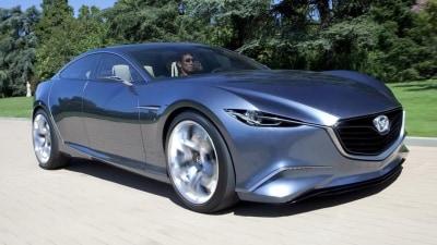Mazda Shinari Concept Heading To Melbourne