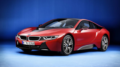 BMW To Introduce Limited Edition i8 Protonic Red Edition