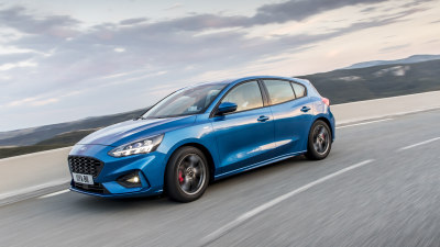 Ford Focus 2018 Review