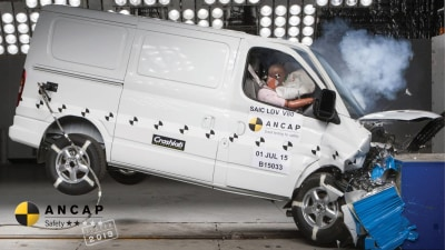 ANCAP 2015-16 Summary | 49 Ratings Cover 29 Percent Of The New Car Market