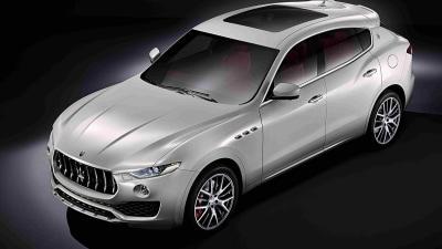 2017 Maserati Levante Revealed Ahead Of Geneva Unveil