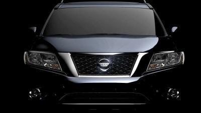 2012 Nissan Pathfinder Face Revealed In New Teaser