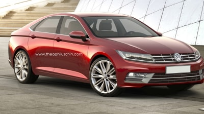New Volkswagen CC Preview Bound For Geneva Motor Show: Report