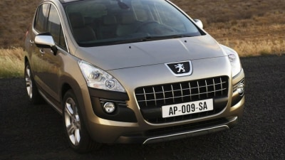 Peugeot 3008 On Sale In Australia