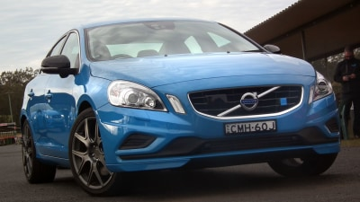 2013 Volvo S60 Polestar Road and Track Review