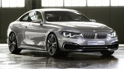 BMW 4 Series Coupe Revealed