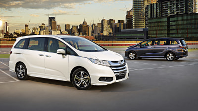 2015 Honda Odyssey: Price And Features For Australia