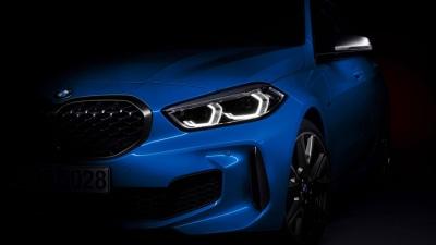 2020 BMW 1 Series teased