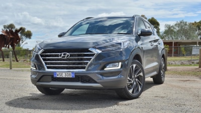 Hyundai Tucson Highlander 2018 new car review