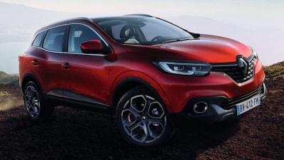 Renault Kadjar SUV Revealed