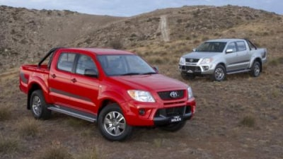 2008 Toyota TRD HiLux unleashed