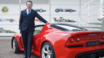 Lotus Could Expand Into Premium Passenger Vehicles With Proton: Report