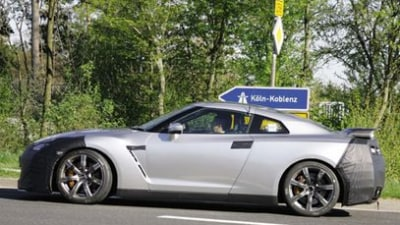 2008 Nissan GT-R may make it to Oz