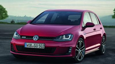2013 Volkswagen Golf GTD Adds More Sport To Diesel Flagship
