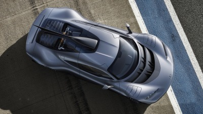 Mercedes-AMG planning a mid-engined rival