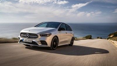 Mercedes-Benz B-Class 2019 First Drive