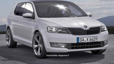 Skoda Confirms Fabia For 2015, Teases Possible SUV Debut