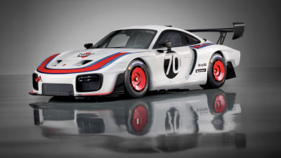 Porsche unveils retro trackday weapon