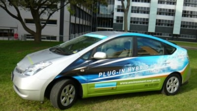 Prius Switch Prototype: The Next-Gen In Green Solutions