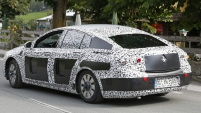 Holden to 'retarget' European Opels, including 2018 Commodore